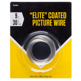 Professional Coated Picture Wire - 30-Pound